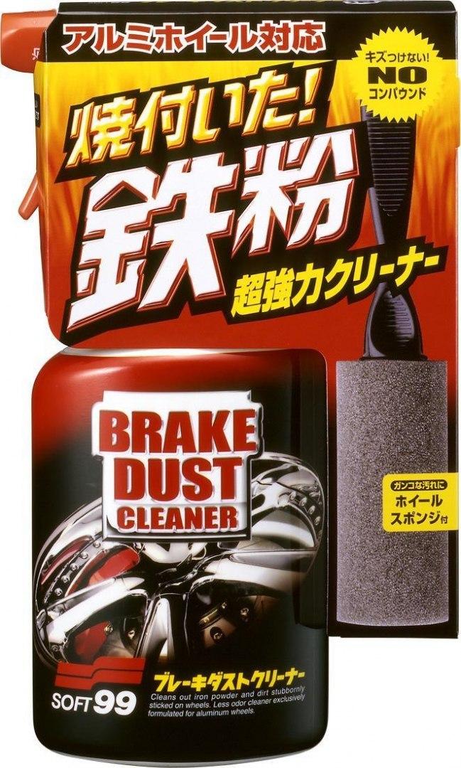 Soft99 New Brake Dust Cleaner 400ml (Zmywacz do hamulców) - GRUBYGARAGE - Sklep Tuningowy